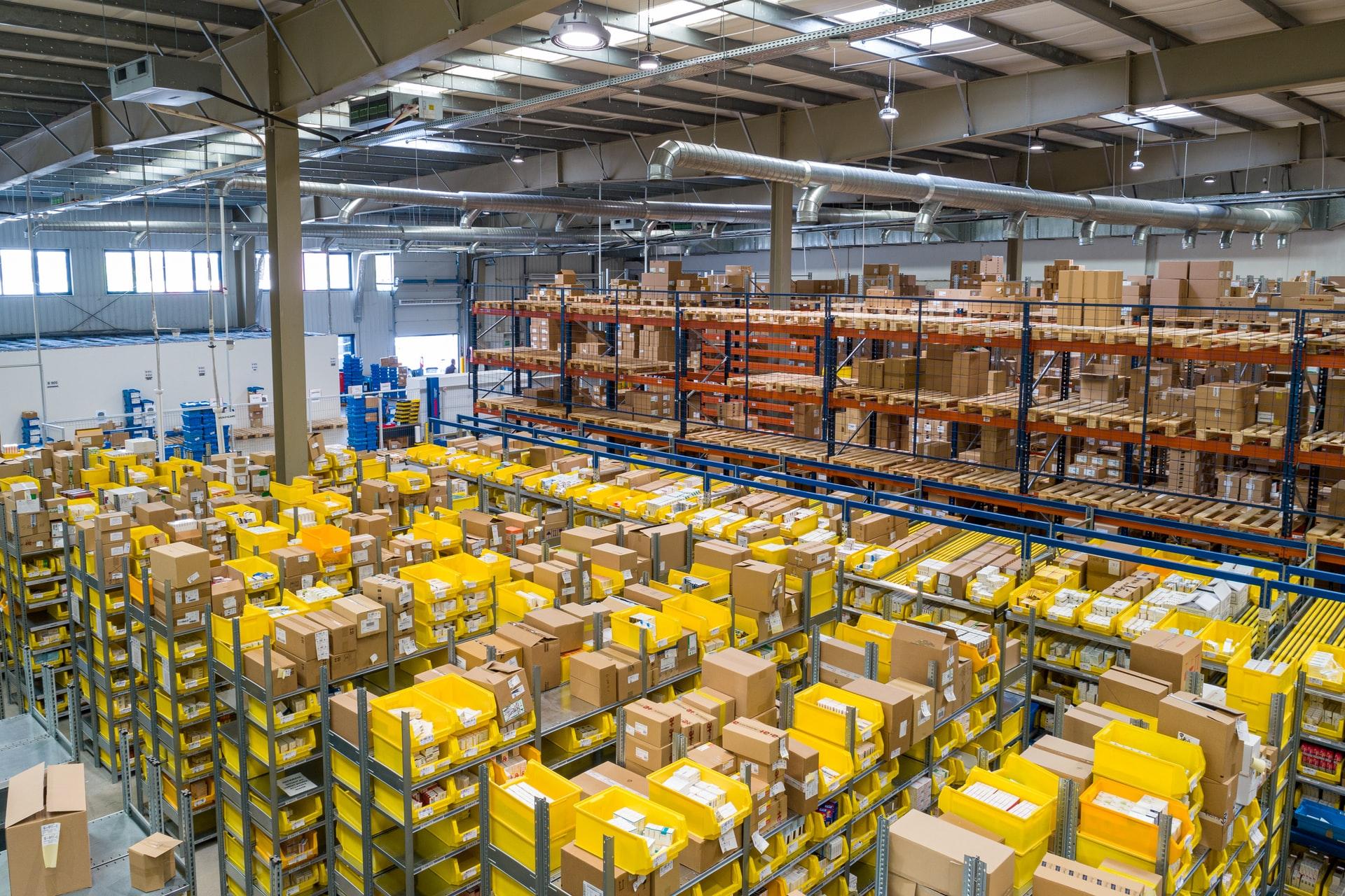 Сервис EqMan для инвентаризации склада