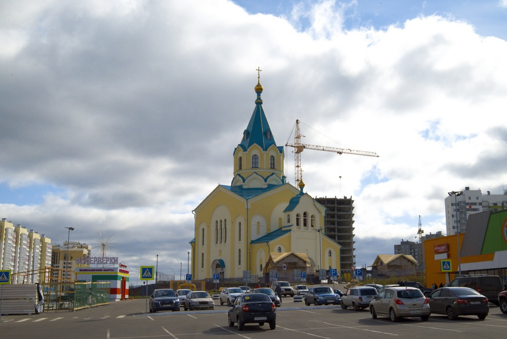 Церковь в Чистых прудах полноценно откроется летом 2022 года