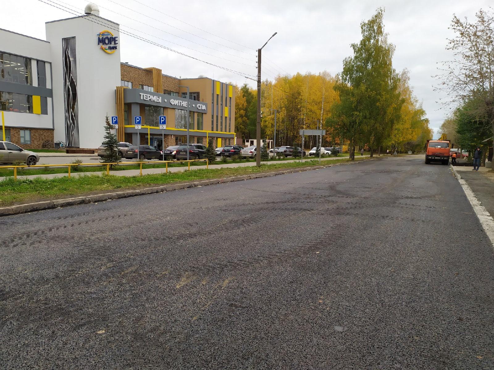 Улицу Некрасова открыли для проезда спустя два месяца
