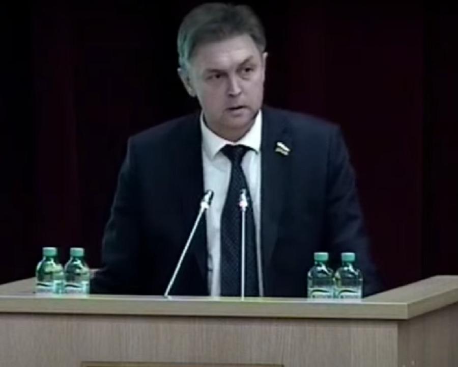 Роман Береснев стал новым председателем Заксобрания Кировской области