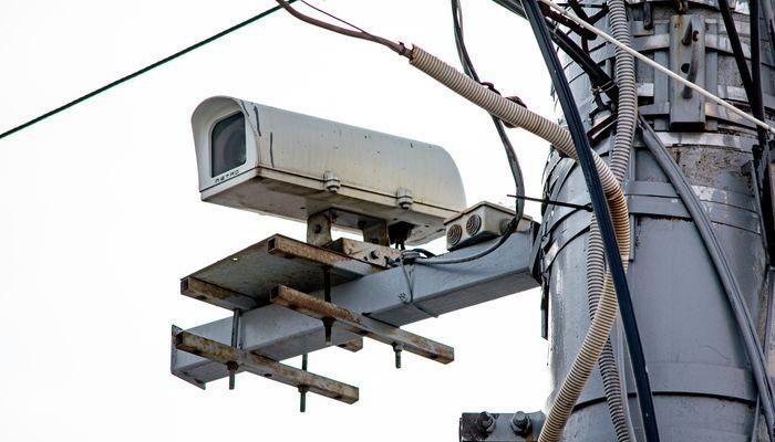 На перекрестке Карла Маркса и Пролетарской появилось 5 камер видеофиксации нарушений