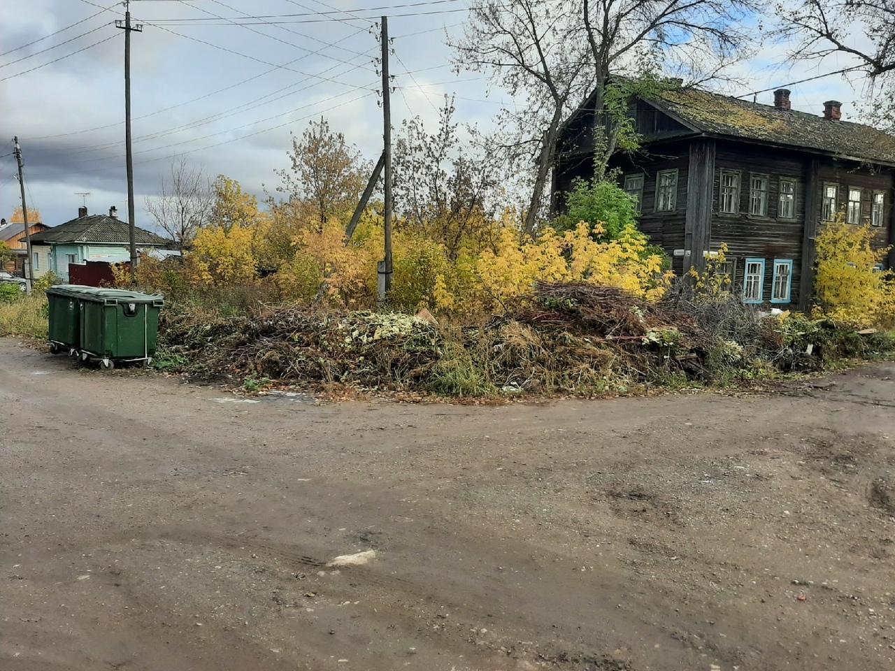 Власти Котельнича признали, что на уборку свалок кончились деньги