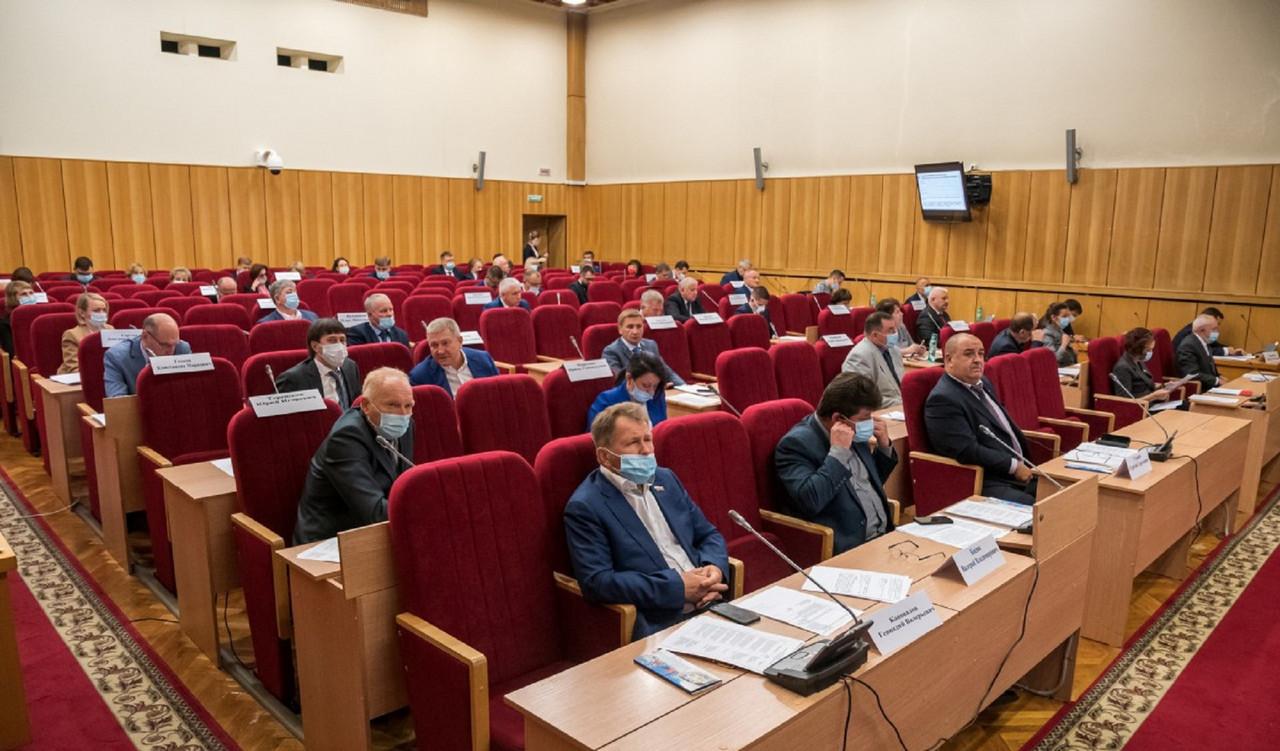 Названы главы комитетов в Заксобрании Кировской области