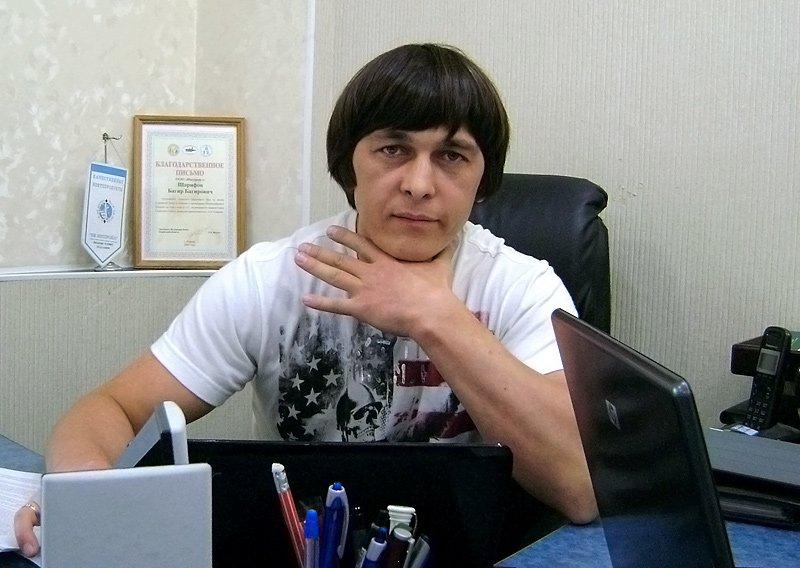 Багир Шарифов собрался идти на губернаторские выборы