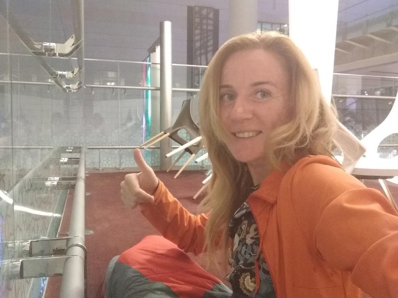 Ольга Тулякова о путешествии автостопом в 10 странах