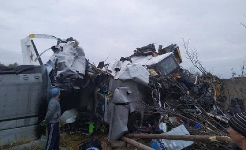Житель Кировской области выжил в авиакатастрофе, произошедшей в Татарстане