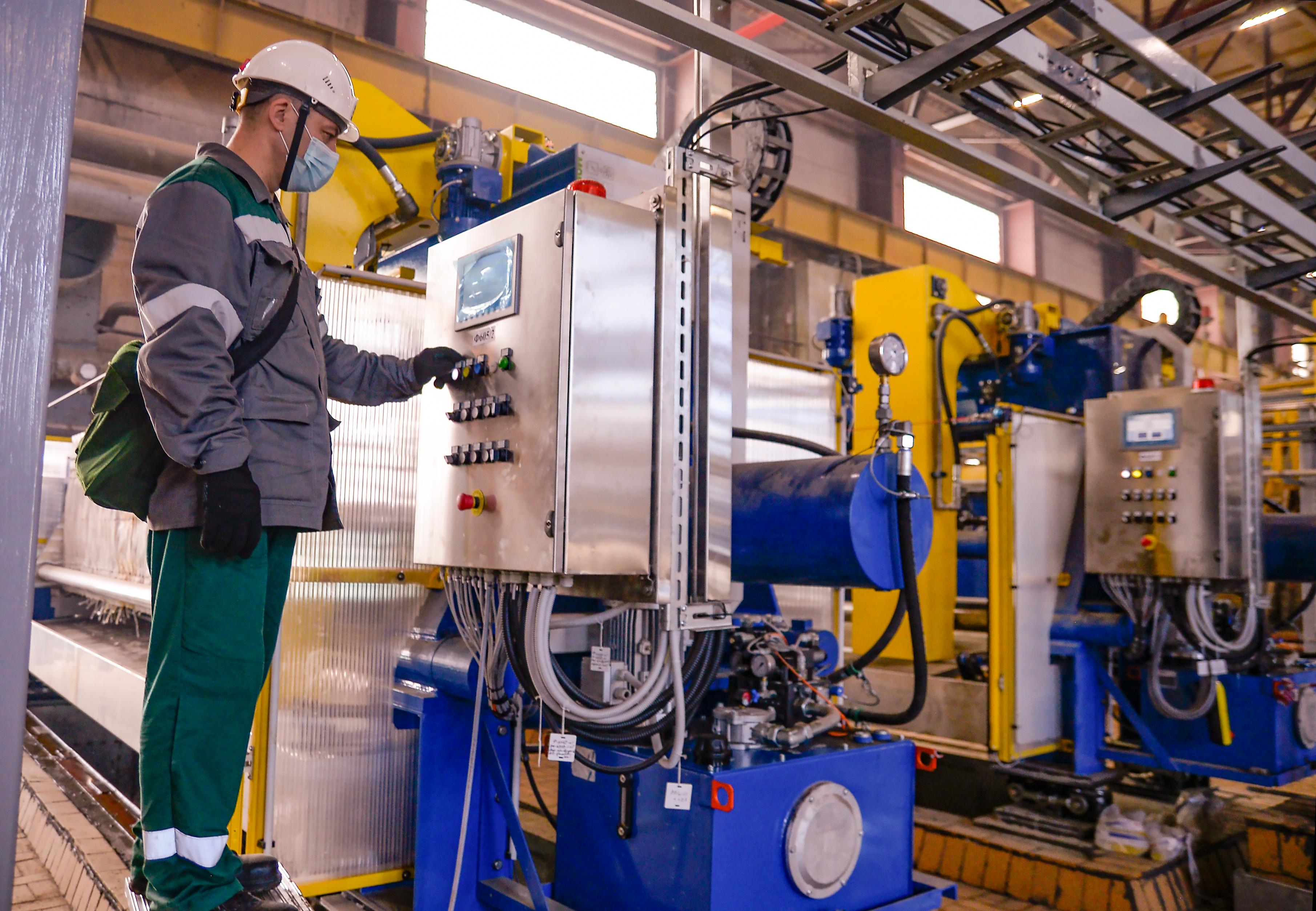 В филиале «КЧХК» реализован уникальный проект по безотходному производству нитрата-кальция