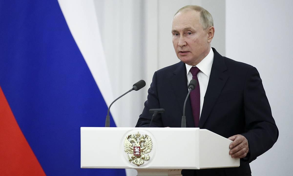 Владимир Путин: Инициативы народной программы «Единой России» должны быть в полном объеме отражены в бюджете
