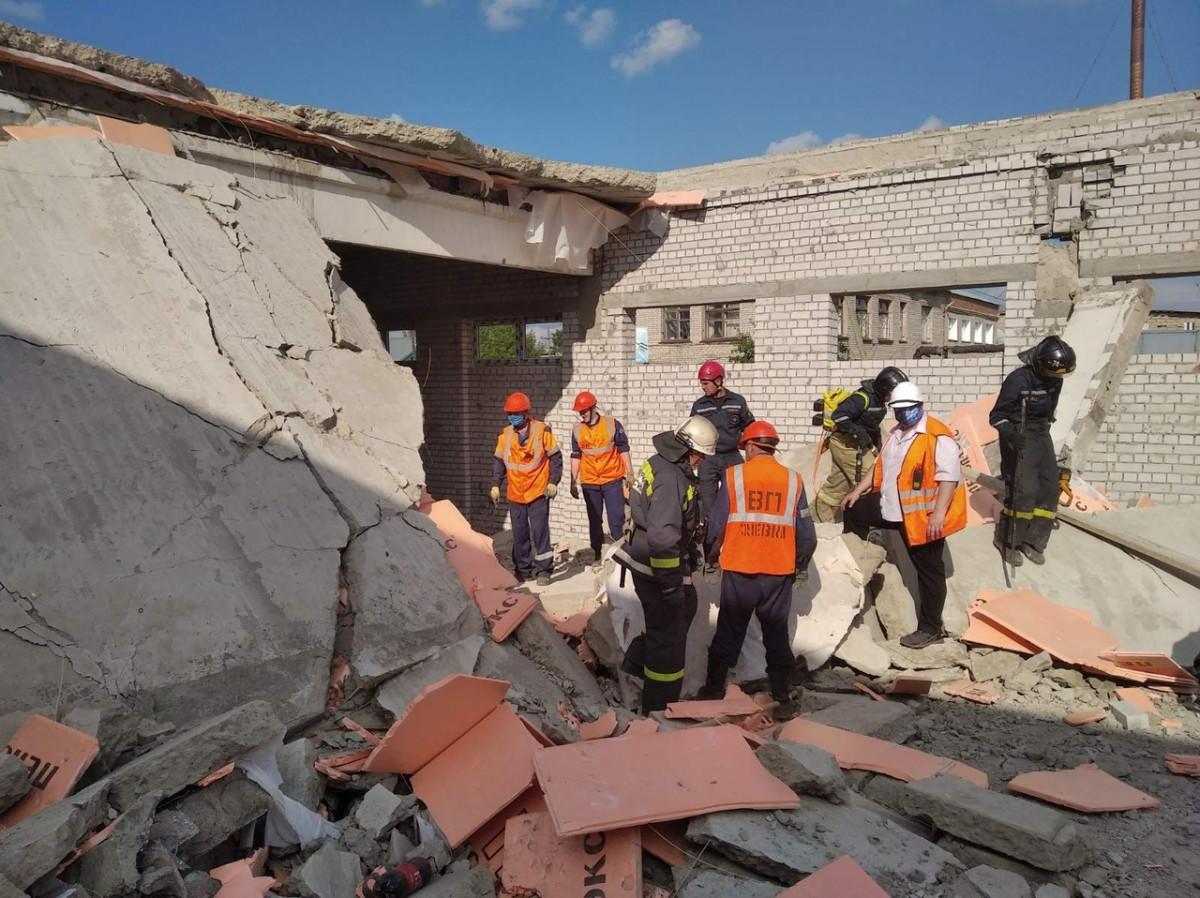 Ответственным за обрушение ТЦ в Зуевке и гибель трех человек вынесли приговор
