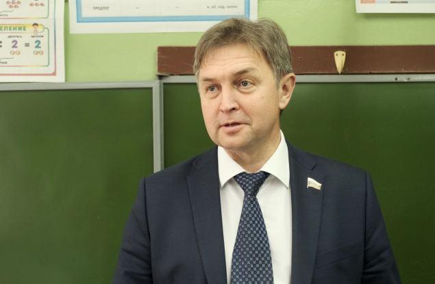 Роман Береснев о работе Законодательного собрания