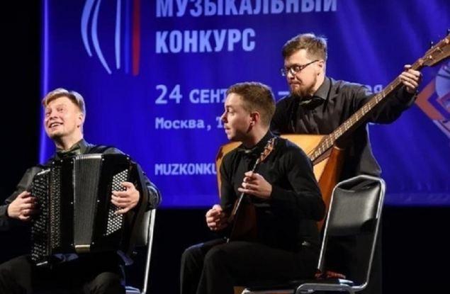 Кировские музыканты вошли в тройку лучших ансамблей России