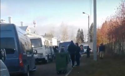 У морга образовалась очередь из десятков машин: в минздраве Кировской области пояснили ситуацию
