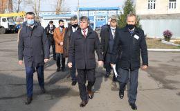 Игорь Маковский проверил работу тамбовских энергетиков по повышению качества и надёжности энергоснабжения