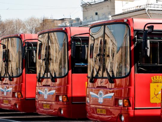 В автобусах Кирова установят систему онлайн-видеонаблюдения