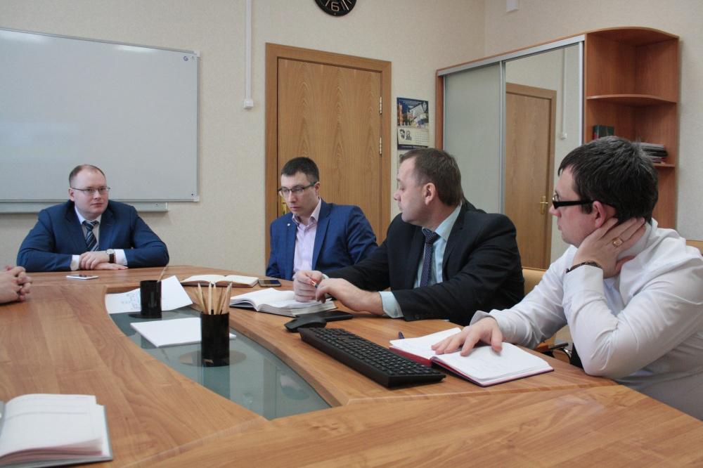 В Кирове обсудили создание единой площадки для IT-потребителей и IT-производителей