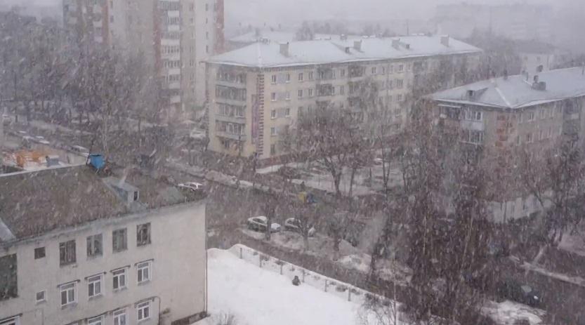 Погода в городе: В Кирове в ближайшие три дня будут снежными