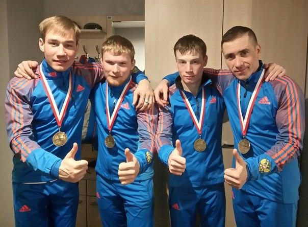 Кировские спортсмены взяли золото на чемпионате мира  INAS по лыжным гонкам