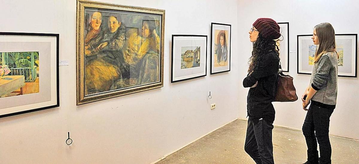К международному женскому дню в Кирове откроется выставка «Мадонна»