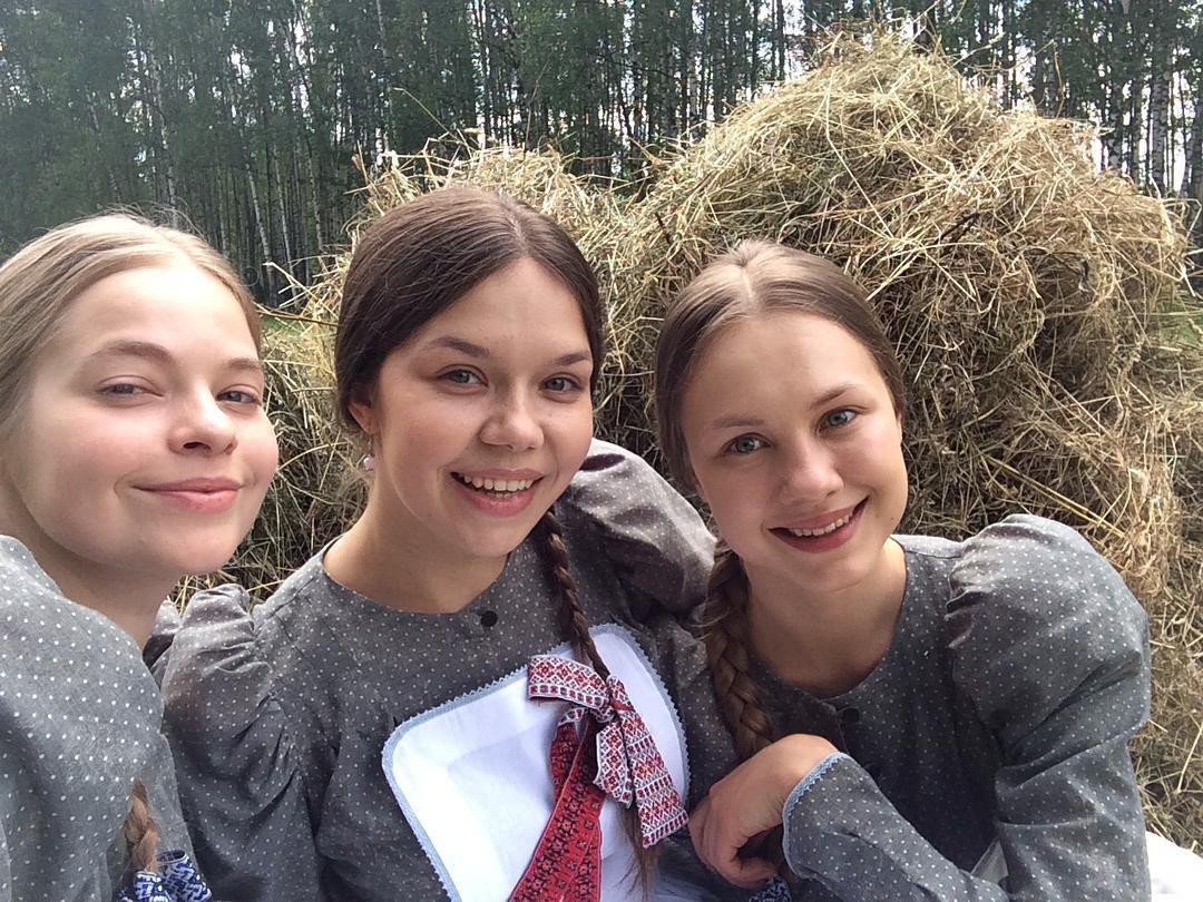 Кировчанки сыграли роли в двух сериалах федеральных каналов