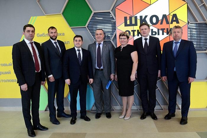 Заместитель главы Минстроя РФ оценил благоустройство города Кирова