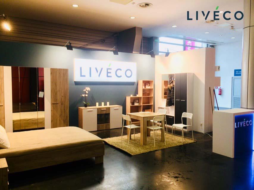 Мебель Liveco от Кировского ССК получила международное признание