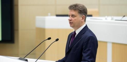 В Киров приедет министр транспорта России Максим Соколов