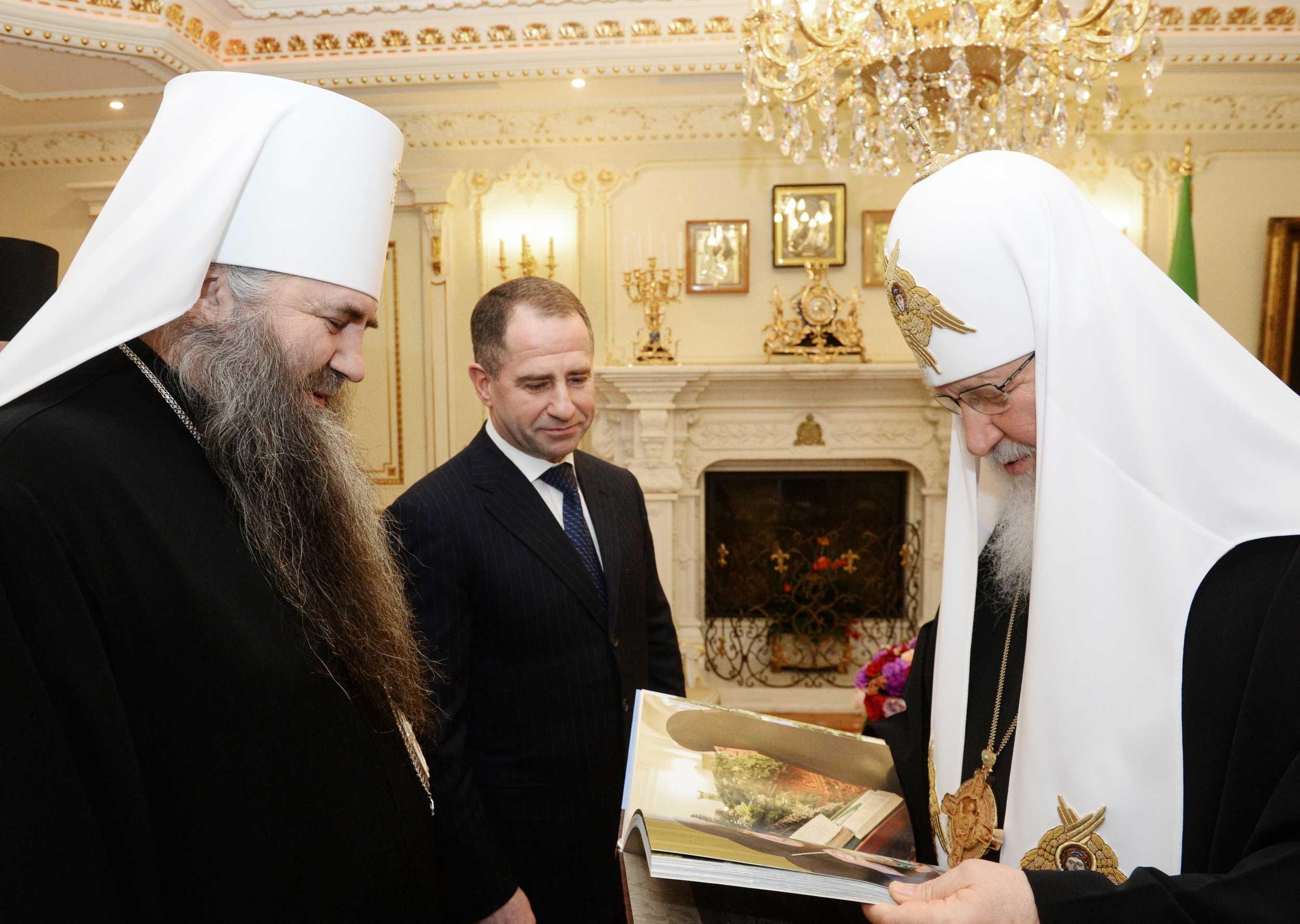 Михаил Бабич обсудил возрождение Саровской пустыни и Серафимо-Дивеевского монастыря с главой РПЦ