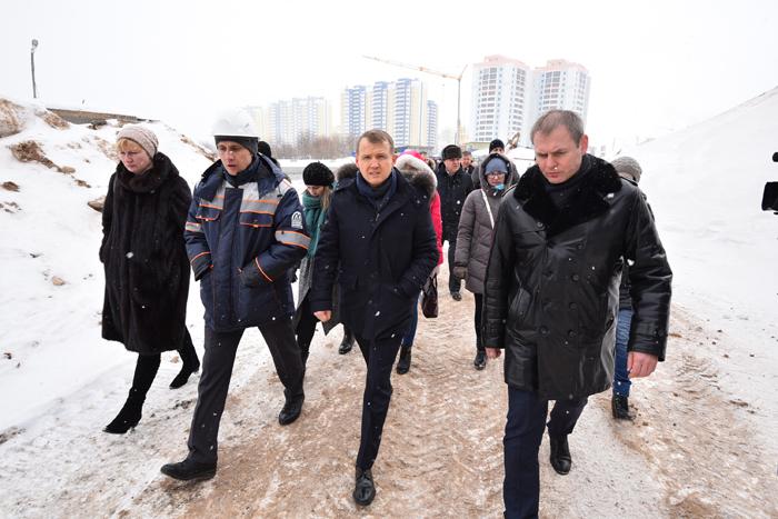 Заместитель Министра транспорта РФ Николай Асаул посетил Киров с рабочим визитом