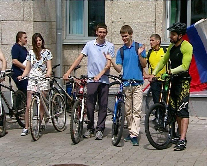 На Филейке может появиться школа велосипедного спорта