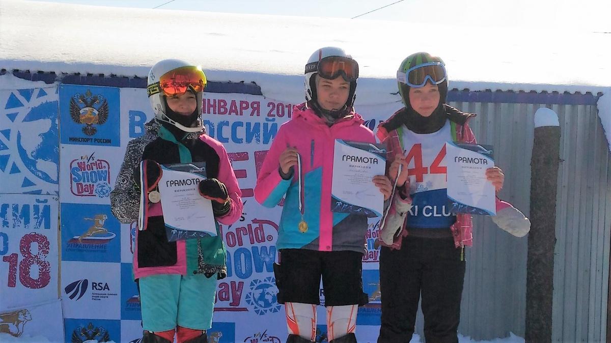 В Кирове юные горнолыжники впервые вышли на старт