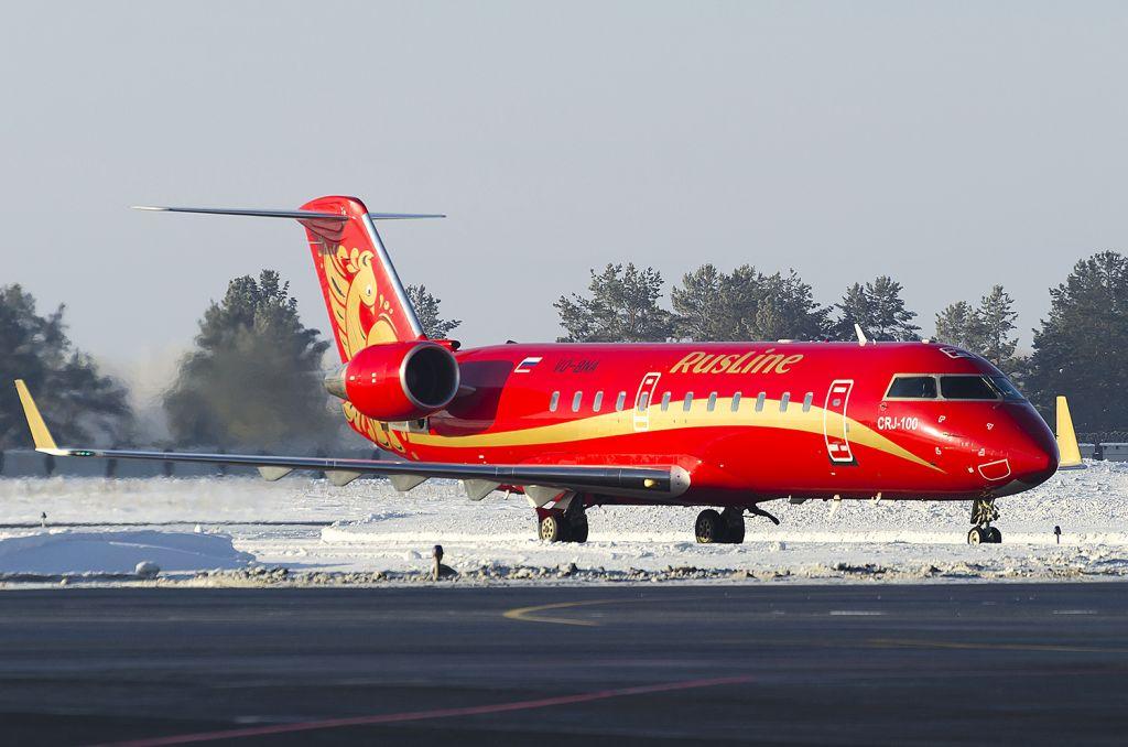 «РусЛайн» сменил аэропорт базирования в Москве