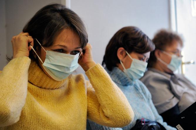 В кировском регионе зафиксирован высокий уровень заболеваемости
