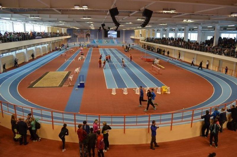 Кировчане голосуют за лучшее название для легкоатлетического комплекса