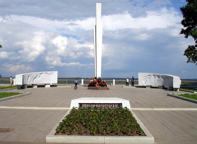 Ко Дню Победы в Кирове отремонтируют шесть памятников