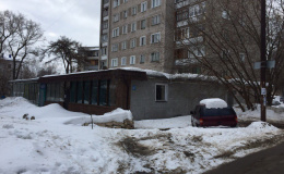Кафе «Сакварели» на улице Карла Либкнехта закрылось