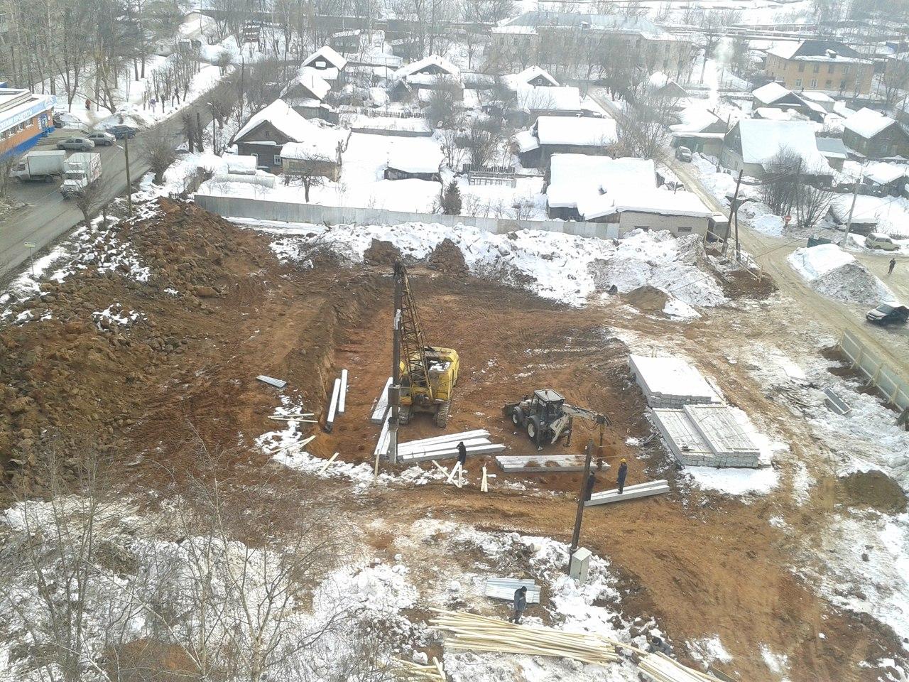 На Чернышевского 14 появится новый дом