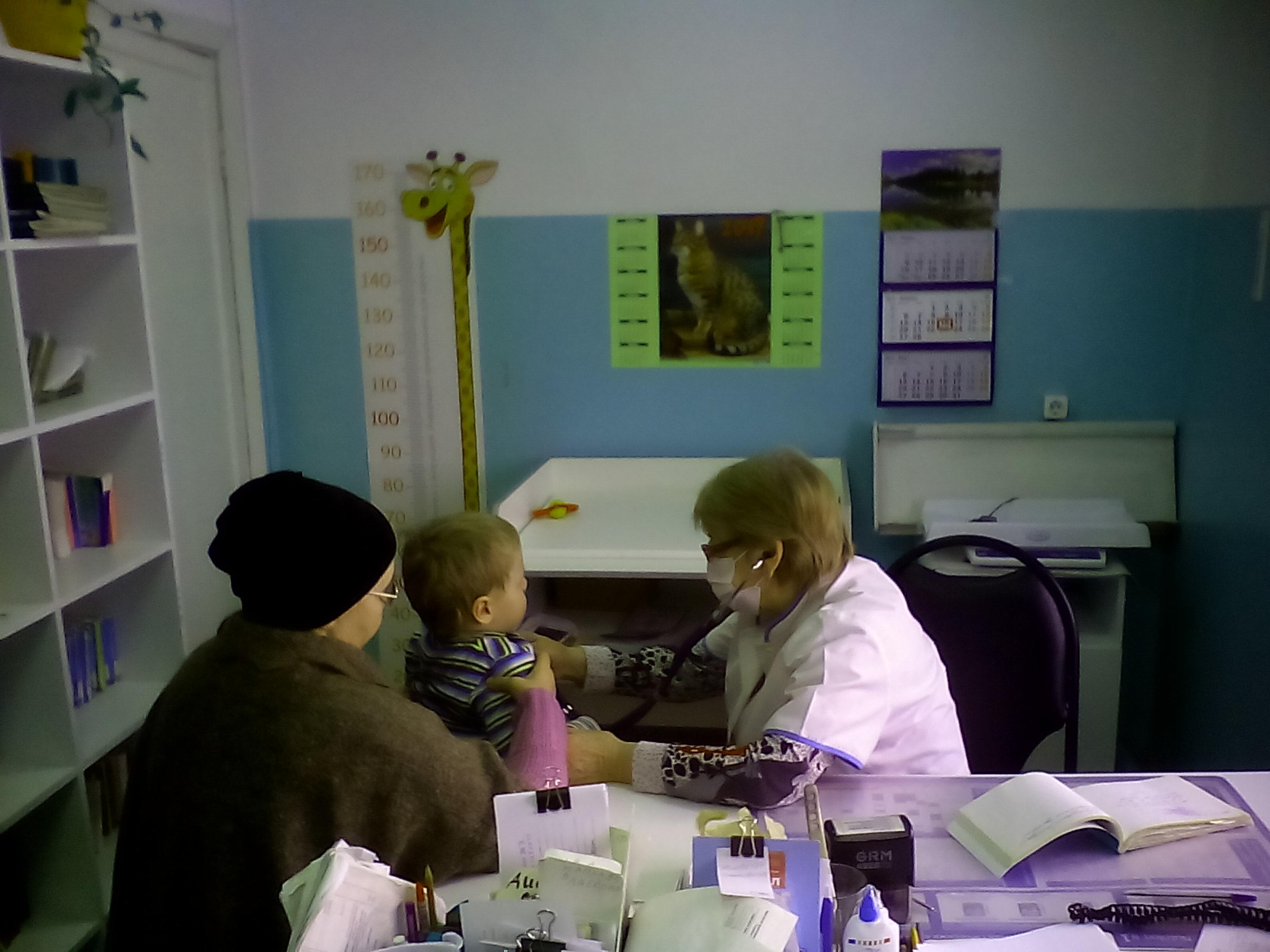 В Кировской области заболеваемость среди детей превысила эпидпорог по ОРВИ и гриппу