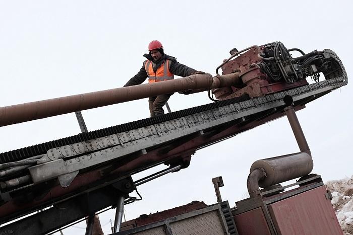 Губернатор Игорь Васильев посетил стройплощадку газопровода Мирный-Котельнич