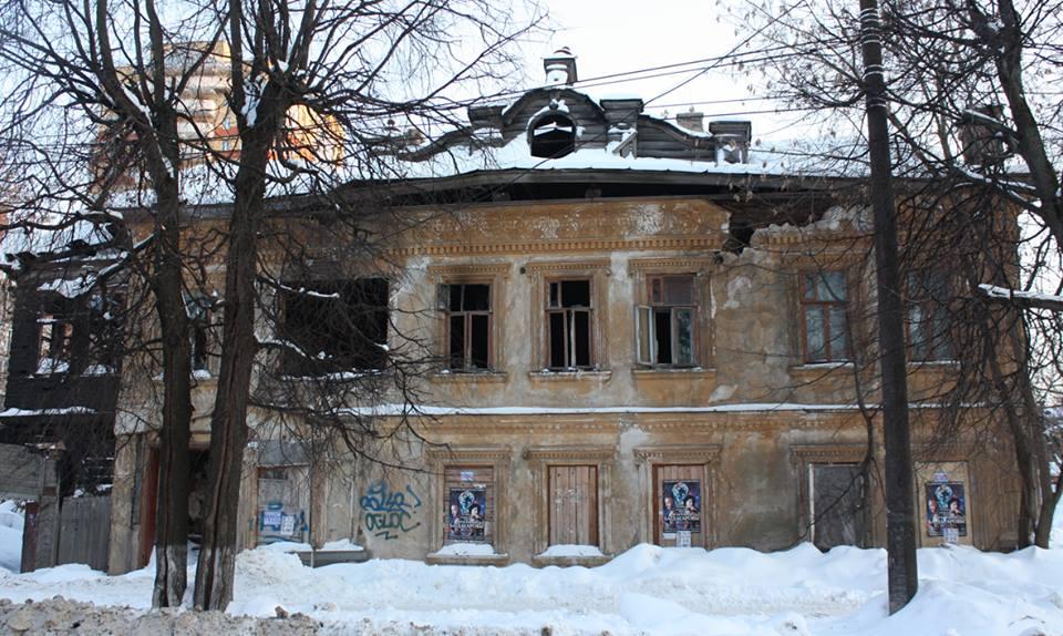 Кировчане хотят отремонтировать старинные здания собственными усилиями