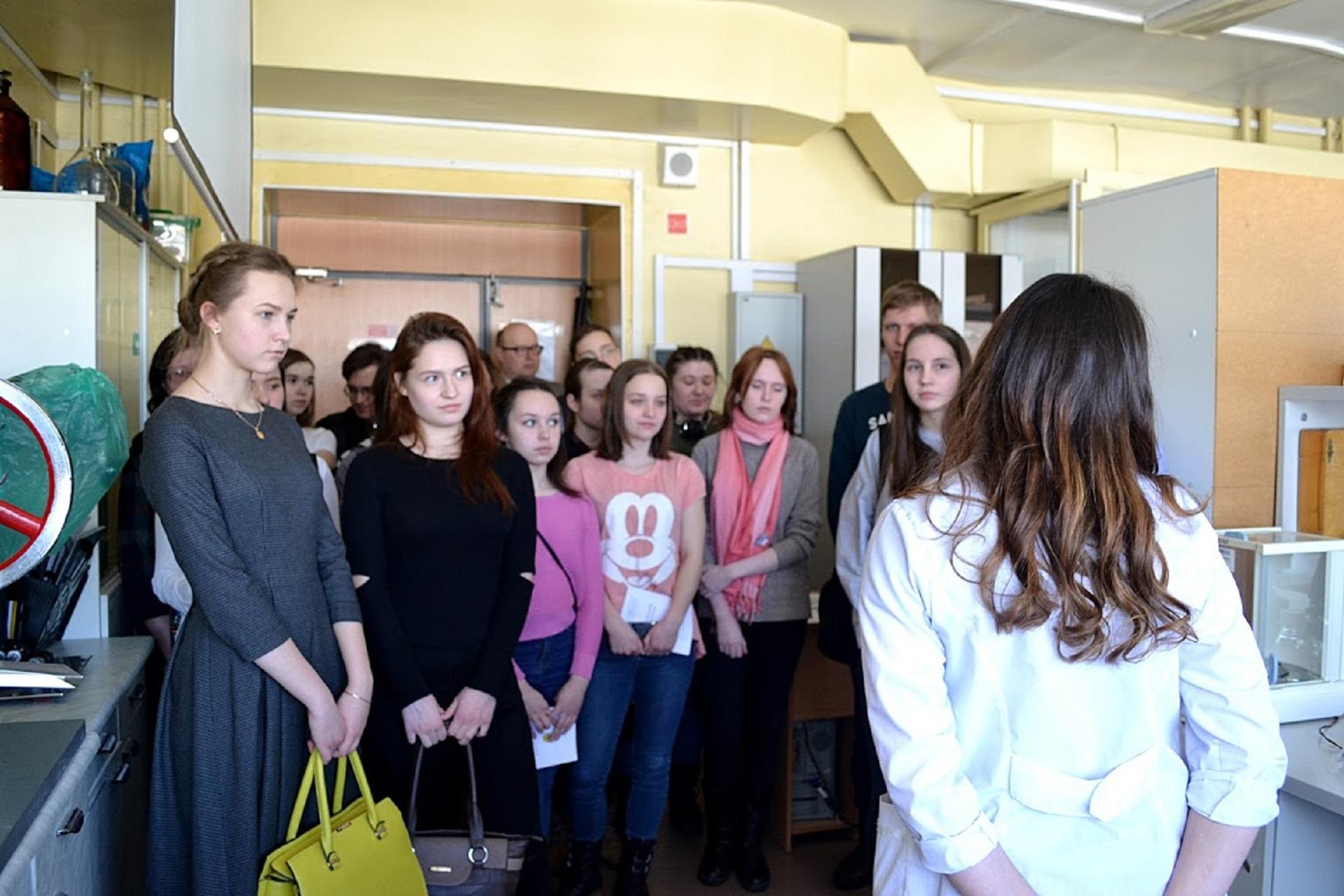 Школьников познакомили с особенностями успешной карьеры биолога
