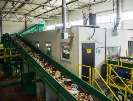 В Кировской области планируют построить мусоросортировочные заводы