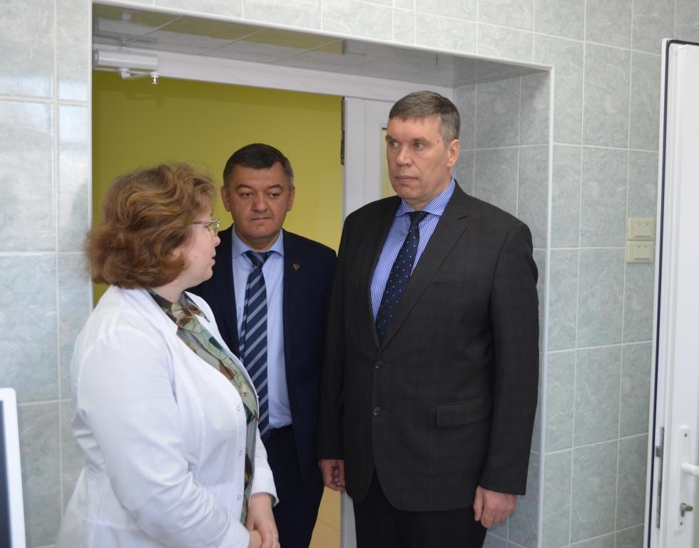 В кировском НИИ гематологии открылось новое отделение