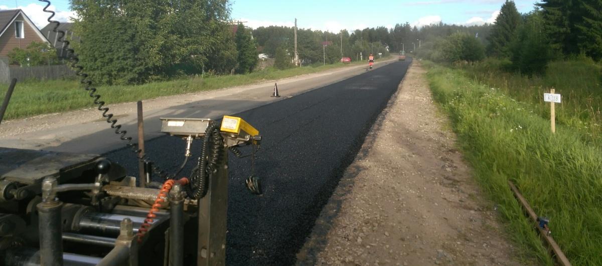 Трассу по направлению Киров-Русское повторно отремонтируют за 13 миллионов