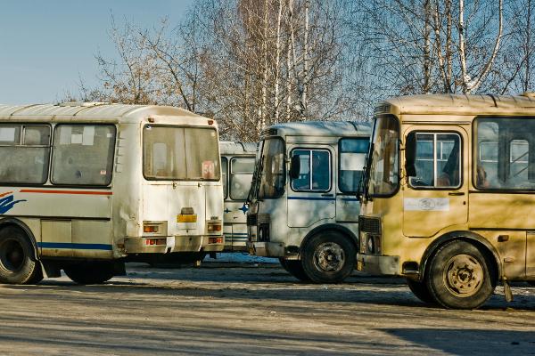 Кировчане смогут пожаловаться на состояние автобусов в интерактивных картах