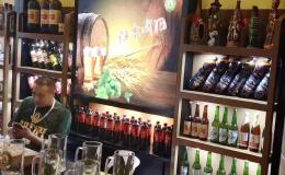 В столице Китая открылся кировский бар