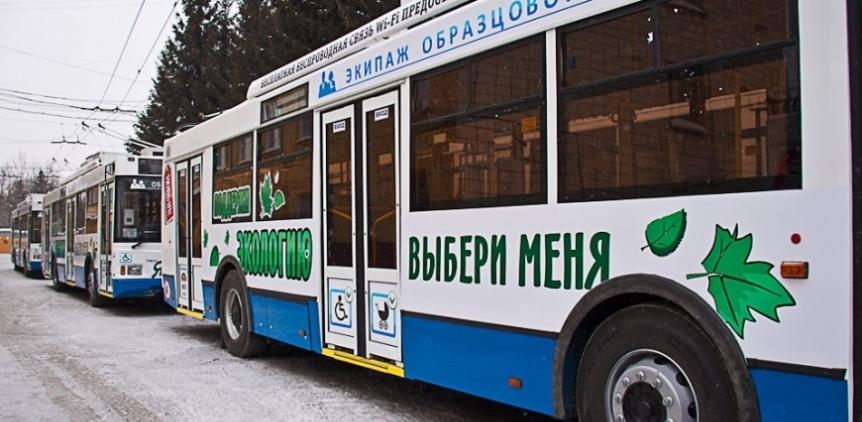 Кировские перекрестки не способны к развитию троллейбусной сети