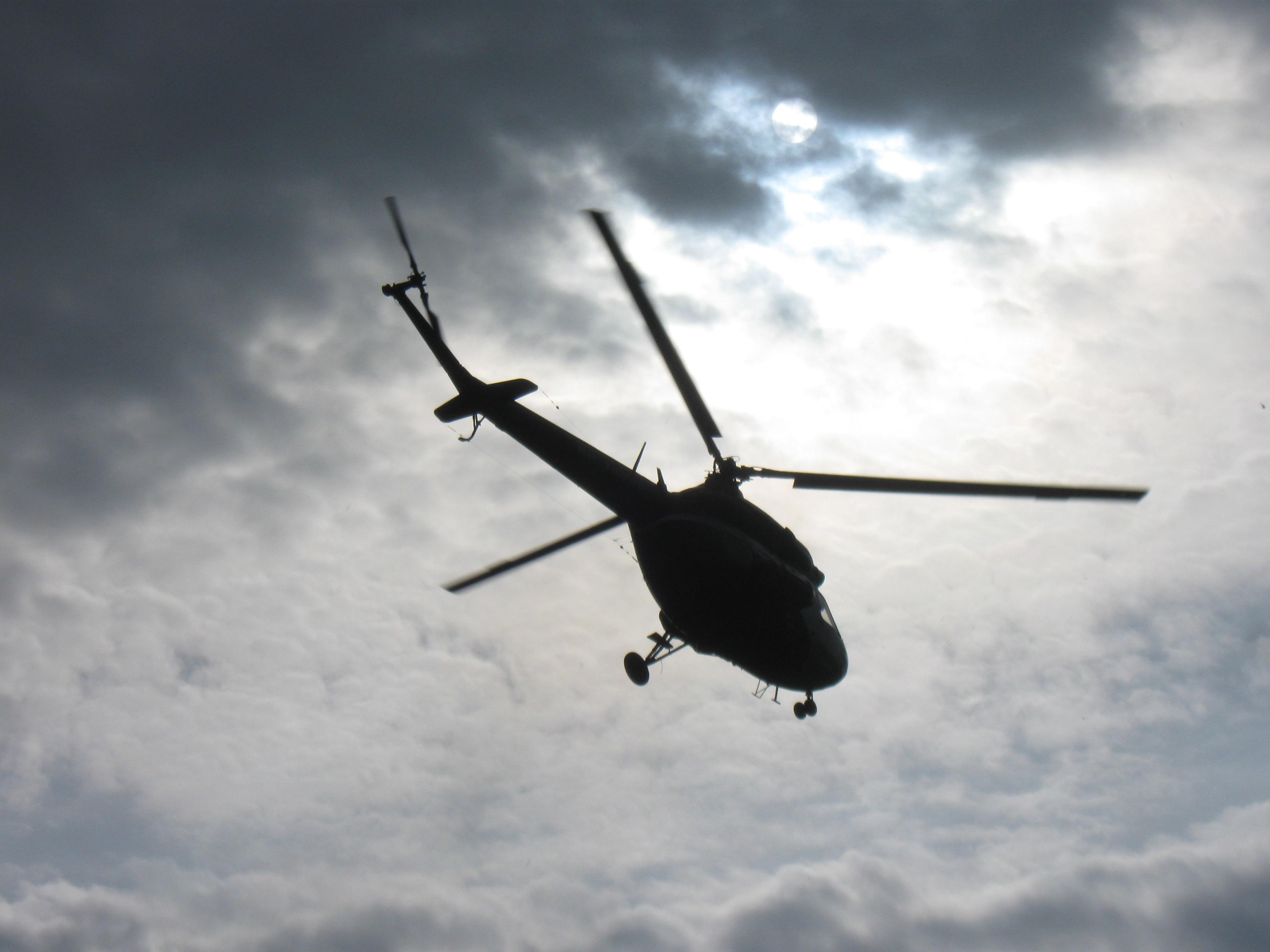 В Северной больнице откроется вертолетная площадка санитарной авиации