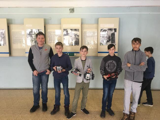 Робототехники ВятГУ успешно выступил на городских соревнованиях «РобоBest-2018»