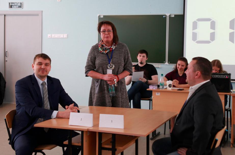 В Опорном университете завершается первый образовательный модуль проекта «Лидеры Вятки»