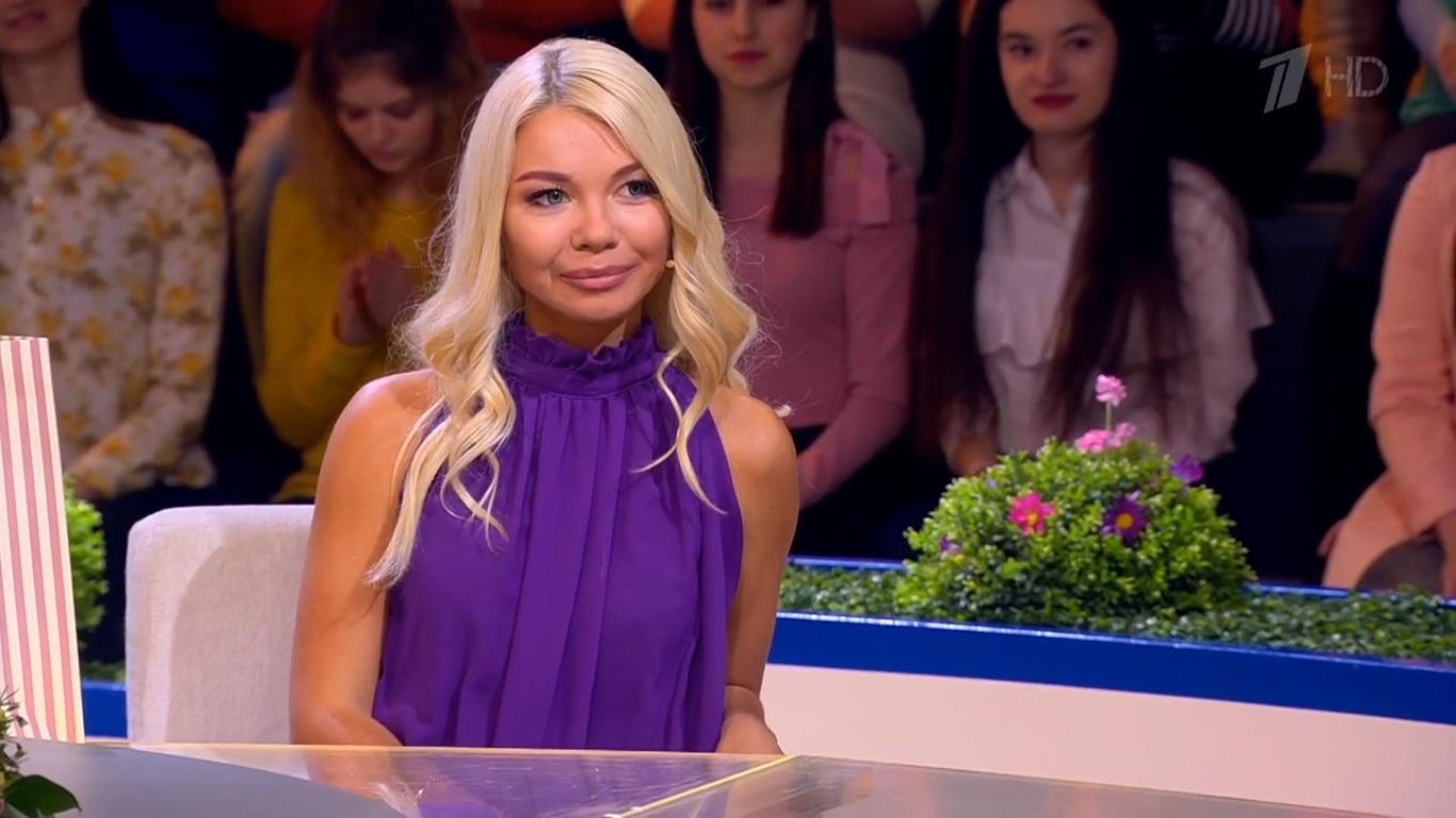 Уроженка Кирова рассмешила зрителей Первого канала своим поведением (ВИДЕО)